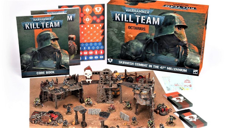 Kill Team: Octarius (English) - Games Workshop