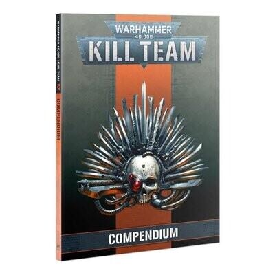 Kill Team: Kompendium Compendium (English) - Games Workshop