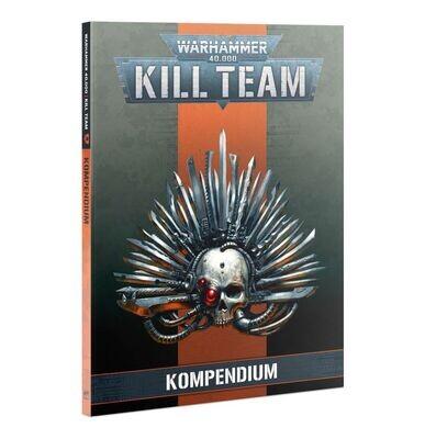 Kill Team: Kompendium (Deutsch) - Games Workshop