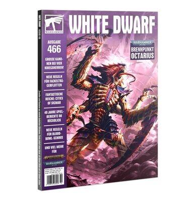 White Dwarf 466 - 2021 Juli (Deutsch) - Games Workshop