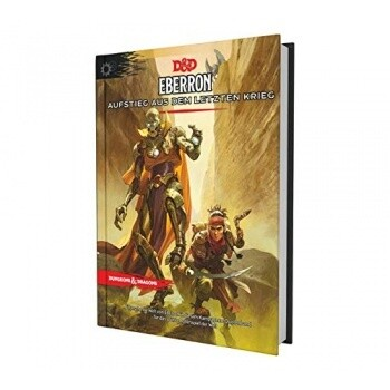 D&D Dungeons&Dragons - Eberron: Aufstieg aus dem letzten Krieg - DE