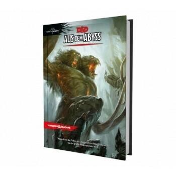D&D Dungeons&Dragons - Aus dem Abyss - DE