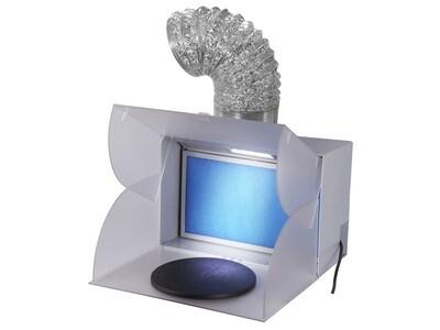 Tragbarer Spritzbox mit Absaugen Fengda® BD-512 - Airbrush