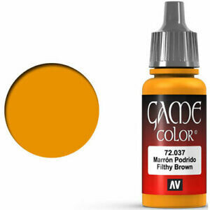Filthy Brown - Game Color Farbe - Vallejo