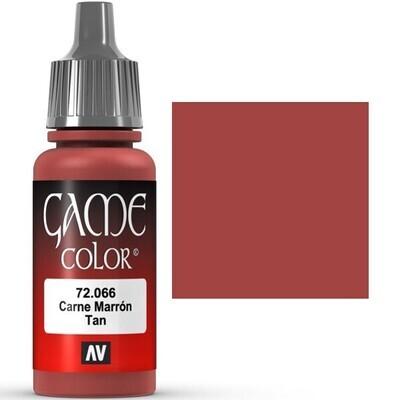 Tan Carne Marron - Game Color Farbe - Vallejo
