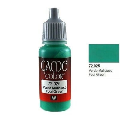 Foul Green - Game Color Farbe - Vallejo
