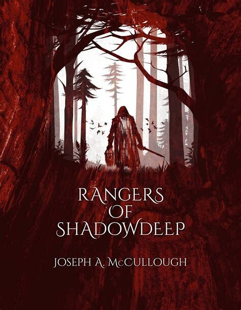 Rangers of Shadow Deep Rulebook - English