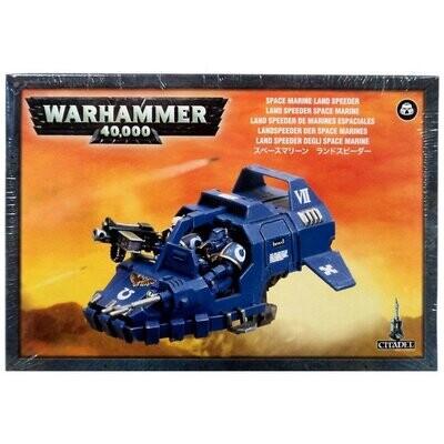 MO: Land Speeder der Space Marines - Space Marines - Warhammer 40.000 - Games Workshop