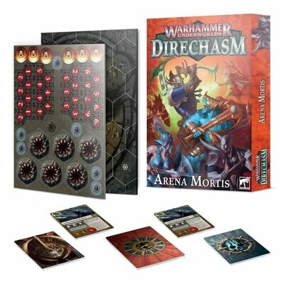 Warhammer Underworlds: Direchasm: Arena Mortis DEUTSCH - Games Workshop