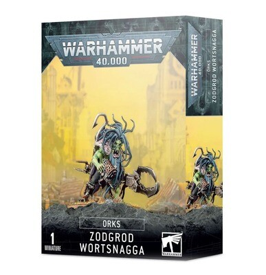 Zodgrod Wortsnagga (Orks) - Warhammer 40.000 - Games Workshop