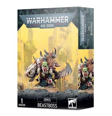Viechboss (Orks) Beastboss - Warhammer 40.000 - Games Workshop