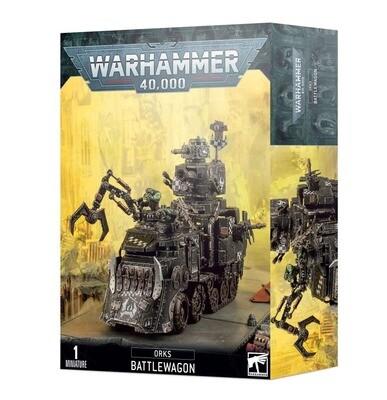 Ork Kampfpanza Orks Battlewagon (Neu) - Warhammer 40K - Games Workshop