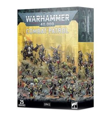 Kampfpatrouille: Orks Combat Patrol - Warhammer 40.000 - Games Workshop