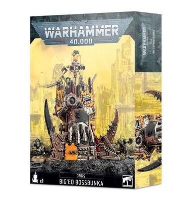 Megakopp-Bossbunka (Orks) Big'ed Bossbunka - Warhammer 40.000 - Games Workshop