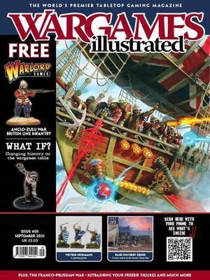 Wargames Illustrated #405 - Heft July 2021