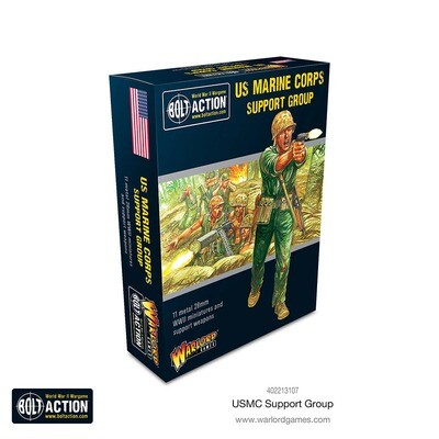 US Marine Corps Support Group - American -Bolt Action