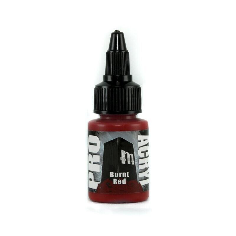 Pro Acryl Burnt Red (22mL)