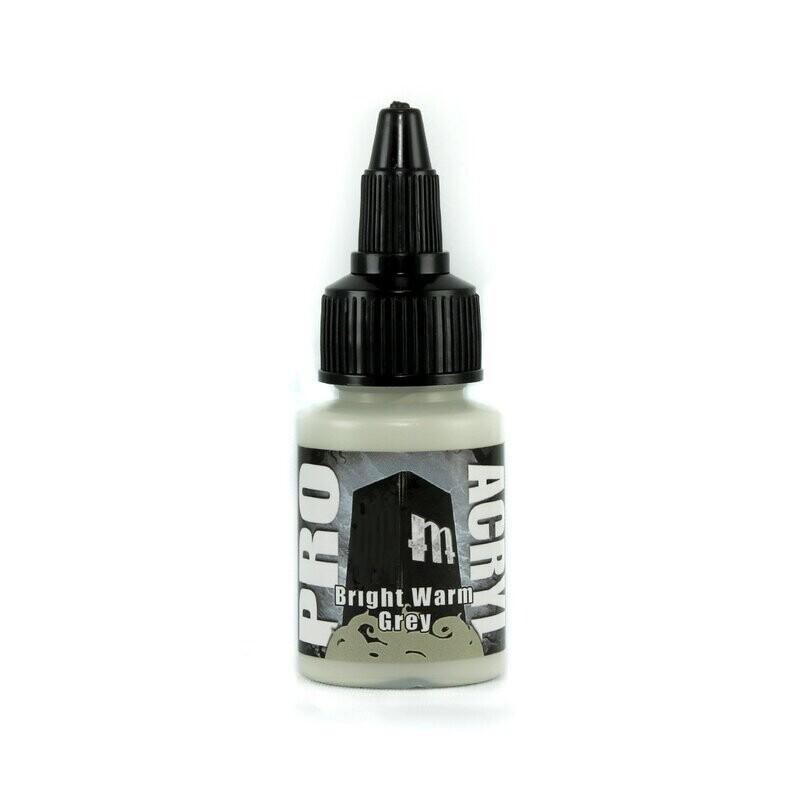 Pro Acryl Bright Warm Grey (22mL)