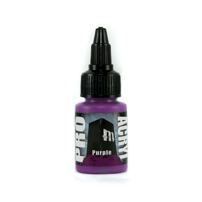 Pro Acryl Purple (22mL)