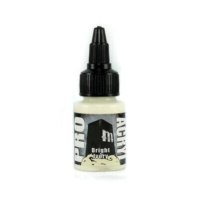 Pro Acryl Bright Ivory (22mL)