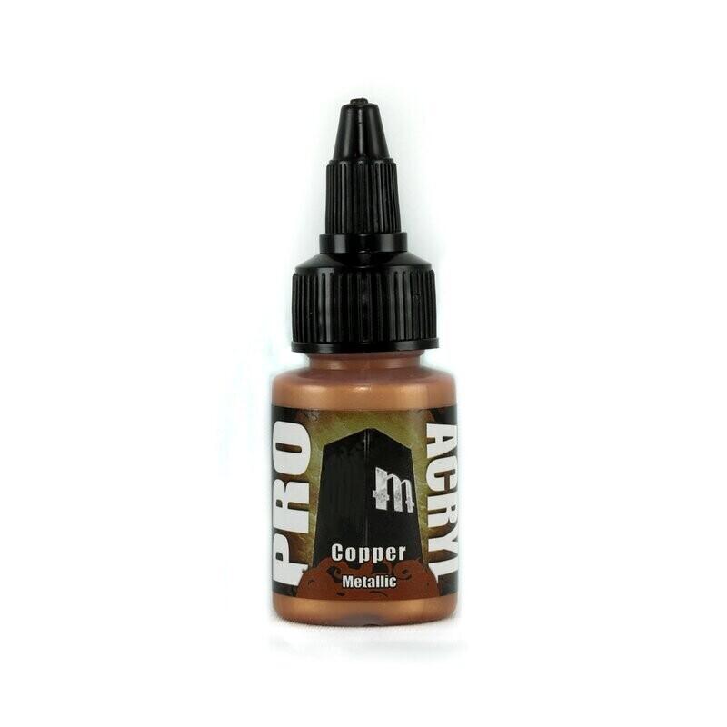 Pro Acryl Copper (22mL)