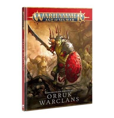 Battletome: Orruk Warclans (Deutsch) - Games Workshop