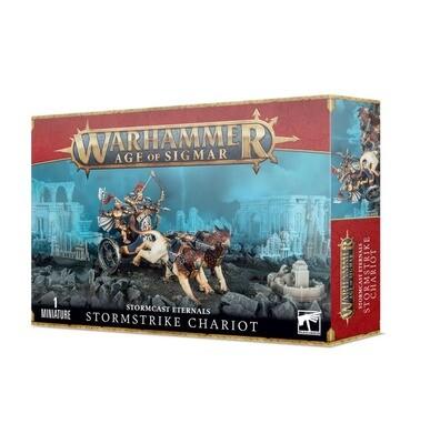 Sturmschlag-StreitwagenStormcast Chariot - Stormcast Eternals - Age of Sigmar - Games Workshop