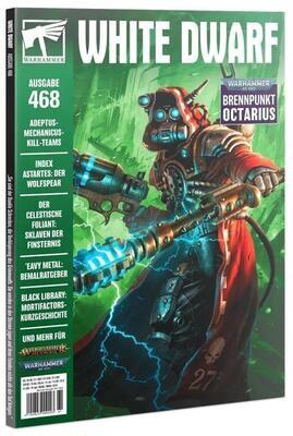 White Dwarf 468 - 2021 September (Deutsch) - Games Workshop