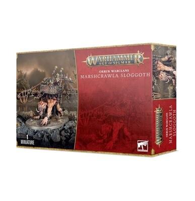 Matschkriecha-Sloggoth Marshcrawla - Games Workshop