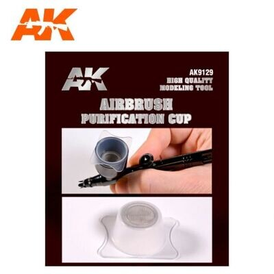 Airbrush Purification Cup - AK Interactive