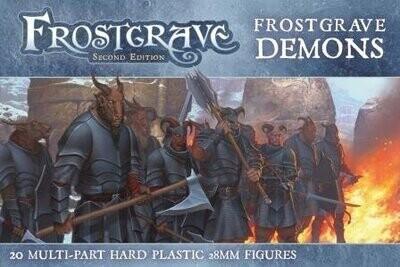 Frostgrave Demons - Frostgrave - Northstar Figures