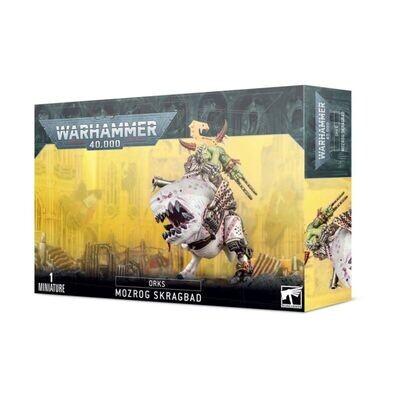 Mozrog Skragbad (Orks) Beastboss on Squigosaur - Warhammer 40.000 - Games Workshop