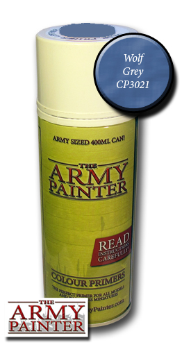 Wolf Grey - Army Painter Colour Primers