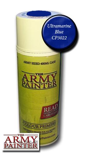 Ultramarine Blue - Army Painter Colour Primers