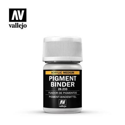 Pigment Binder 35ml - Vallejo - Pigmente