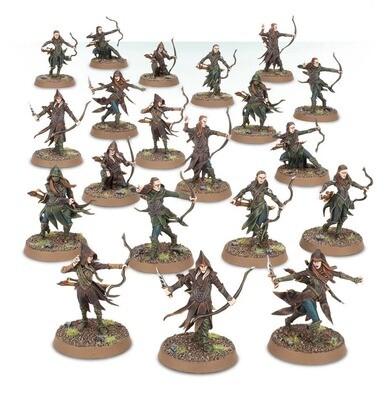 MO: Mirkwood™ Rangers - Lord of the Rings Hobbit- Games Workshop