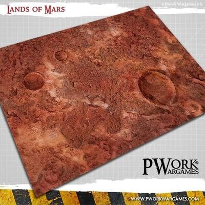 Lands of Mars 44