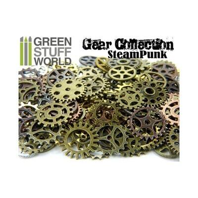 Steampunk - ZAHNRÄDER 85 gr - Kollektion Gears & Cogs - Greenstuff World