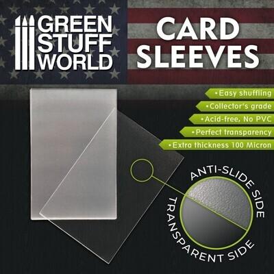 Kartenhüllen Sleeves - Mini Amerikaner 41x64mm (100pc)