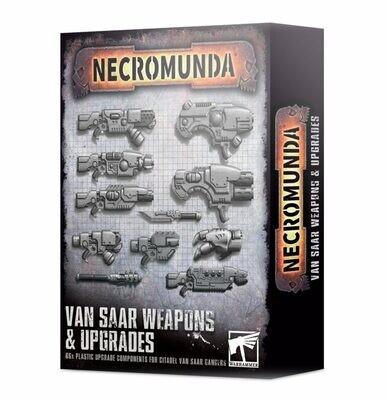 Van Saar Weapons & Upgrades - Necromunda - Games Workshop