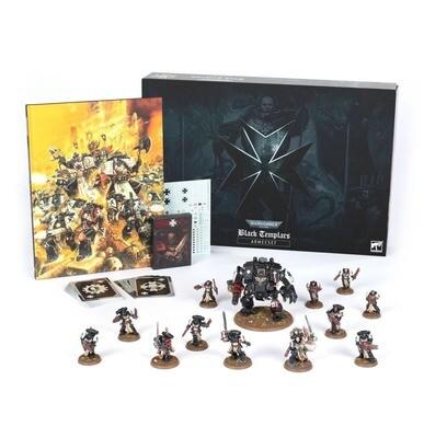 Black Templars Army Set (Englisch) - Warhammer 40.000 - Games Workshop