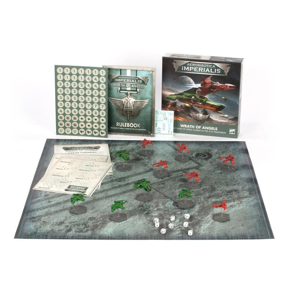 Aeronautica Imperialis: Wrath of Angels (Englisch) - Games Workshop