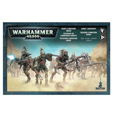 MO: Kroot Carnivore Squad - Warhammer 40.000 - Games Workshop