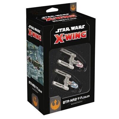 FFG - Star Wars X-Wing 2nd Edition BTA-NR2-Y-Flügler-Y-Wing - EN