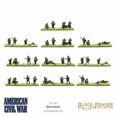 Epic Battles: American Civil War Cavalry Brigade    - Warlord Games
