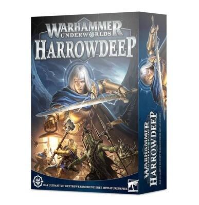 Warhammer Underworlds: Harrowdeep (Englisch) - Games Workshop