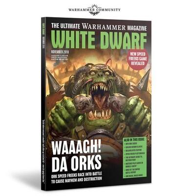 White Dwarf November 2018 (Deutsch) - Games Workshop