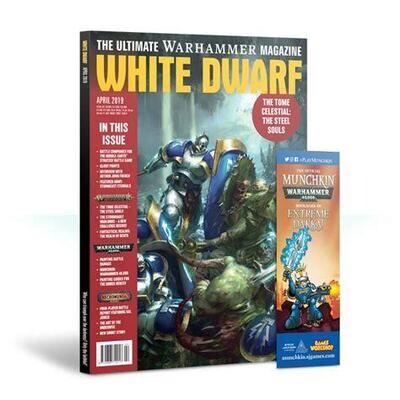 White Dwarf - 2019 April (Deutsch) - Games Workshop