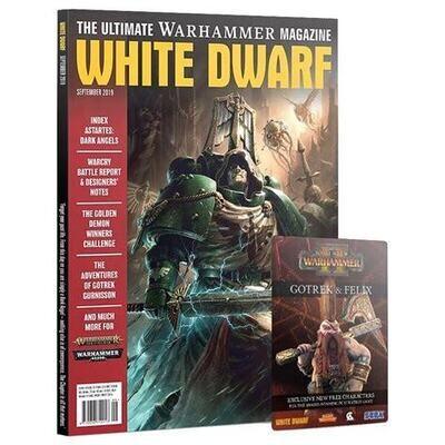 White Dwarf September 2019 (Deutsch) - Games Workshop