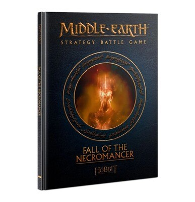 Fall of the Necromancer™ (Englisch) - Lord of the Rings LotR - Games Workshop